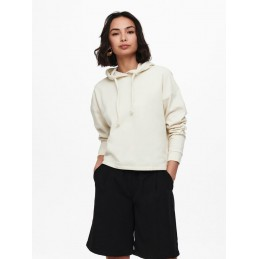 Sweatshirt Court Femme Only DREAMER LIFE ONLY 10109