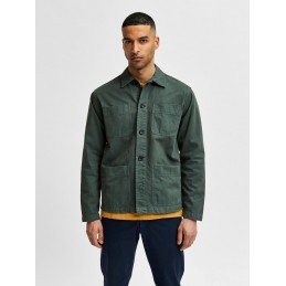 Sur Chemise Homme Selected LOOSE TONY OVERSHIRT SELECTED 10371