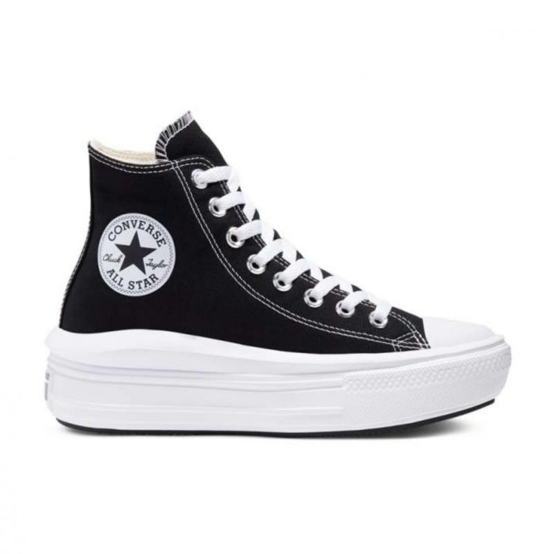 Chaussure Converse CHUCK TAYLOR ALL STAR MOVE PLATFORM HI