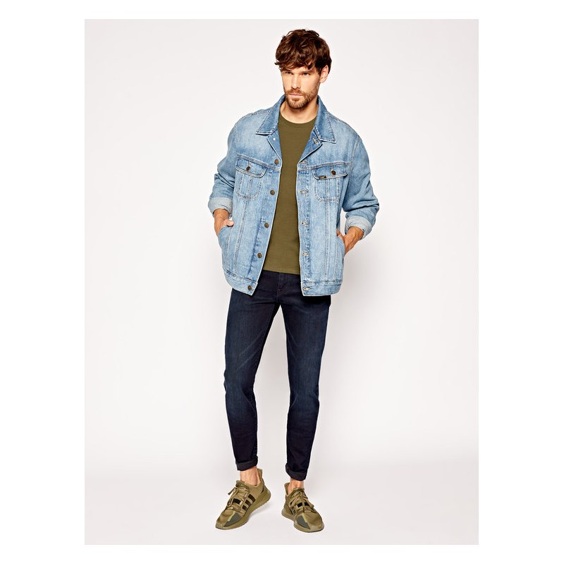 Jeans Bleu Foncé Homme Levi's(R) 511 SLIM