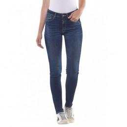 Jeans Taille Haute Femme Le...