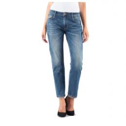 Jeans Boyfriend Femme Le...