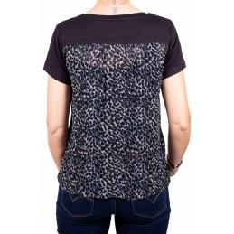 T-Shirt Logo Femme Le Temps Des Cerises BRIANA LE TEMPS DES CERISES 1259