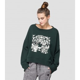 Sweatshirt Femme Replay W3992P