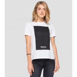 T-Shirt Logo Femme Replay W3510 REPLAY 1314