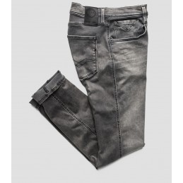 Jeans Gris Slim Replay...