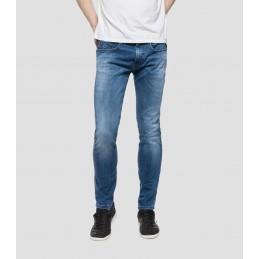 Jeans Bleu Slim Homme...