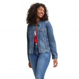 Veste Jeans Femme Levi's (R) ORIGINAL TRUCKER LEVI'S® 2485