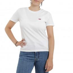 T-Shirt Logo Femme Levi's (R) RIB BABY TEE LEVI'S® 2506