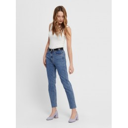 Jeans Mom Femme Only EMILY MAE