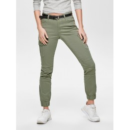 Pantalon Cargo Femme Only...