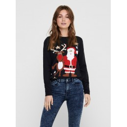 Pull Femme Only DEER FRIEND ONLY 2684