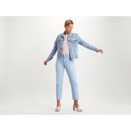 Veste Jeans Femme Levi's (R) ORIGINAL TRUCKER LEVI'S® 3894