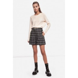 Short Femme Only TINA BOUCLE ONLY 4178