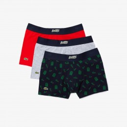 Boxer Pack x3 Lacoste 5H7641