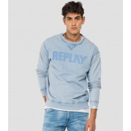 Sweat-shirt Homme Replay M3329