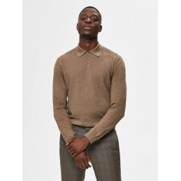 Polo Maille Homme Selected...