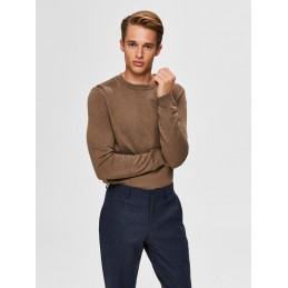 Pull Homme Selected BERG...