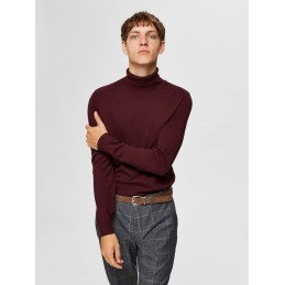 Pull Col Roulé Homme Selected BERG SELECTED 602