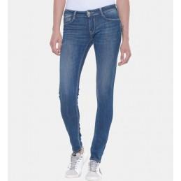 Jeans Slim Femme Le Temps...