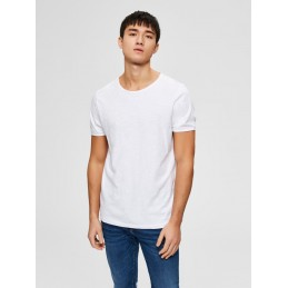 T-Shirt Homme Selected MORGAN