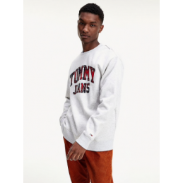 Sweatshirt Homme Tommy Jeans TJM PLAID TOMMY GRAPHIC TOMMY JEANS 6246