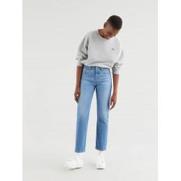 Jeans Droit Femme Levi's...