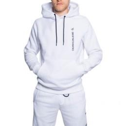 Sweatshirt à Capuche Logo Homme Calvin Klein Jeans GRAPHIC BACK LOGO CALVIN KLEIN JEANS 6583
