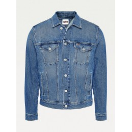 Veste Jeans Homme Tommy Jeans REGULAR TRUCKER JACKET TOMMY JEANS 6770