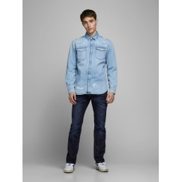 Jeans Regular Homme Jack & Jones CLARK ORIGINALS 318 JACK AND JONES 715