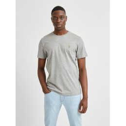 T-Shirt Homme Selected JUDE