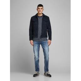 Jeans Tapered Homme Jack & Jones MIKE ORIGINAL 411 JACK AND JONES 7283