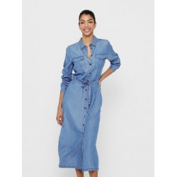 Robe Jeans Femme Only CASI LIFE TENCELL ONLY 7573
