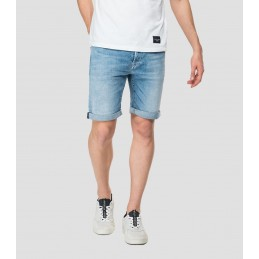 Short Jeans Homme Replay...