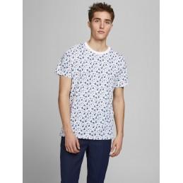 T-Shirt à Motifs Homme Jack & Jones BLABLACKBURN JACK AND JONES 8277