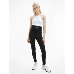 Legging Femme Calvin Klein Jeans MILANO LOGO ELASTIC CALVIN KLEIN JEANS 8299