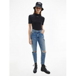 Jeans Femme Calvin Klein...