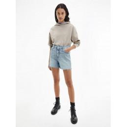 Short Femme Calvin Klein Jeans MOM CALVIN KLEIN JEANS 8324