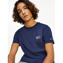T-Shirt Homme Tommy Jeans TJM CHEST LOGO TEE TOMMY JEANS 8552