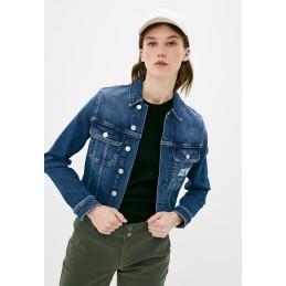 Veste Jeans Femme CROPPED 90S CALVIN KLEIN JEANS 8614