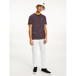T-Shirt Homme Tommy Jeans TJM TWO TONES STRIPE CLASSIC TOMMY JEANS 8778